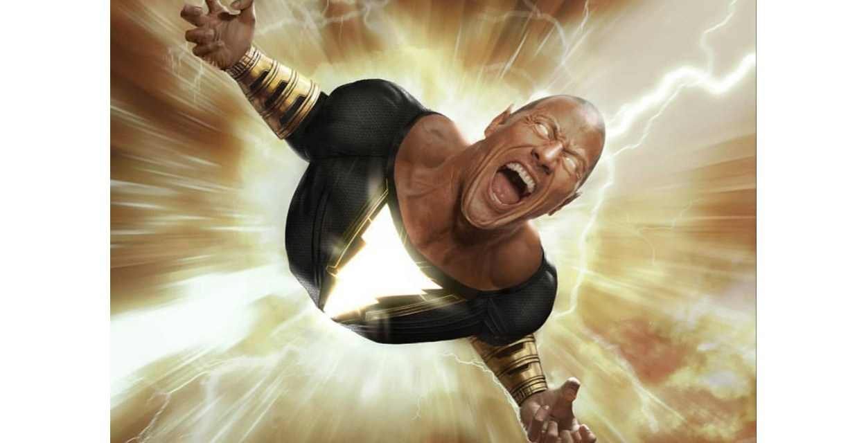 Black Adam Movie